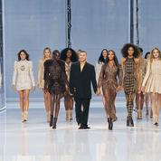Fashion week: le festival d'Olivier Rousteing pour ses 10ans chez Balmain
