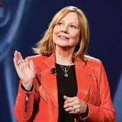 Mary Barra, CEO de General Motors, patronne des patrons américains