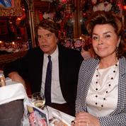 Bernard Tapie: une famille soudée autour de sa femme Dominique