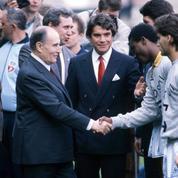 Comment Mitterrand a propulsé Bernard Tapie en politique