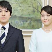 Au Japon, l'exil par amour de la princesse Mako