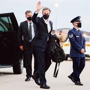 Crise des sous-marins: le chef de la diplomatie américaine en mission de «câlinothérapie» à Paris