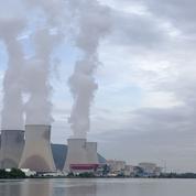 Macron promeut les petits réacteurs nucléaires