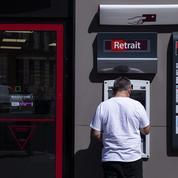Trois banques françaises prêtes à mutualiser leurs distributeurs de billets