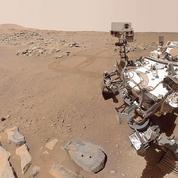 Sur Mars, Perseverance explore un lac géant soumis à de fortes crues