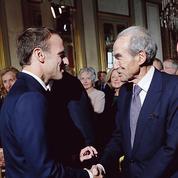 Emmanuel Macron commémore l'abolition de la peine de mort, combat «universel»