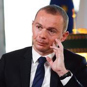 Olivier Dussopt, l'ailier gauche du président