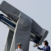 Pékin accentue encore la pression sur Taïwan