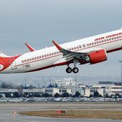 Le gouvernement indien cède Air India au géant Tata
