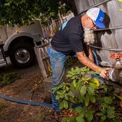 Vivre sans eau courante, le défi quotidien de Mendocino en Californie