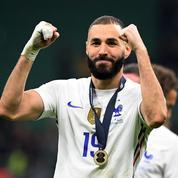 Karim Benzema, le retour du patron... candidat au Ballon d'Or