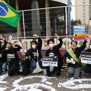 Covid-19: les douteuses expériences médicales au Brésil