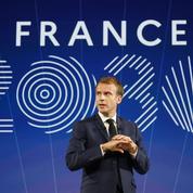 Emmanuel Macron lance un vaste plan de reconquête industrielle