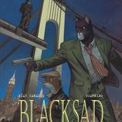 L'éclatant retour de John Blacksad