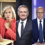 Les chaînes rivalisent d'arguments pour organiser les débats de la droite