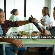 Première grande campagne de sensibilisation sur le handicap