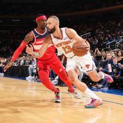NBA: Evan Fournier à New York, le défi d'une vie