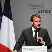 Emmanuel Macron veut un big bang de la justice