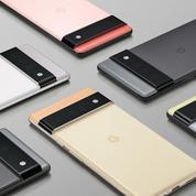 Lancement du Pixel 6: Google persiste sur le marché des smartphones
