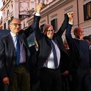 La gauche gagne les municipales en Italie