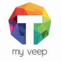 Le logo du programme My Veep.