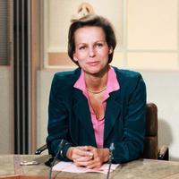 Christine Ockrent (1983, Antenne2)