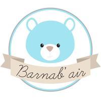 Barnabair est un nounours qui contient un purificateur d'air. ©Barnabair