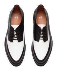 Chaussures Richelieu H&M - 34,99 €