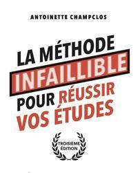 Un livre indispensable pour réussir ses études.