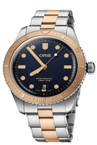 Divers Sixty-Five, Oris.