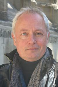 Philippe Villeneuve, architecte en chef des monuments historiques.