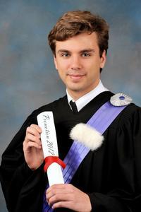 Alexis Robin a été diplômé de l'UdeM en 2012.