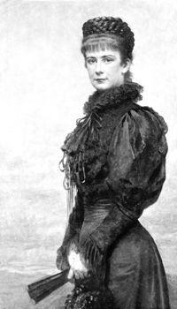 L'imperatrice Elisabeth d'Autriche
