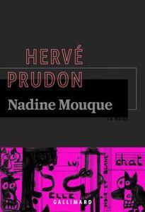 <i>Nadine Mouque </i>d'Hervé Prudon
