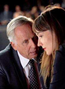 Fabrice Luchini va-t-il retrouver goût à la politique grâce à Anaïs De