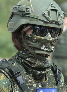 Taïwan consacre 16 % de son budget annuel à la Défense.