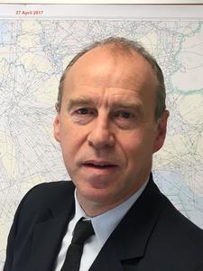Olivier Chansou, nouveau directeur de l'Enac