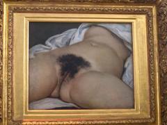 200e anniversaire de Courbet: qui est Constance Quéniaux, la femme de L'Origine du monde?