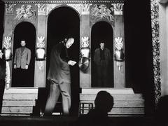 Albert Camus, «écrivain scénique»