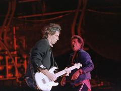 Quand Keith Richards croisait le fer avec Mick Jagger