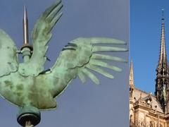 De Notre-Dame à l'Élysée, petite histoire du coq