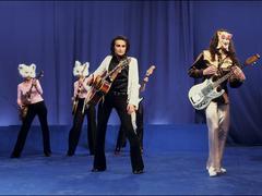 Dick Rivers, le cœur du rock à la française