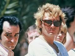 Jean-Claude Camus: «Johnny Hallyday et Eddy Mitchell n'aimaient pas beaucoup Dick Rivers»