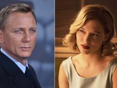 James Bond:Rami Malek et Léa Seydoux au bras de Daniel Craig pour sa dernière mission