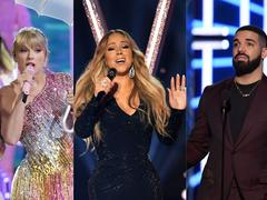Taylor Swift critiquée, Mariah Carey et Drake célébrés... Le bilan des Billboard Music Awards