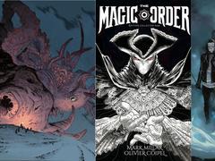 Le dessinateur Olivier Coipel raconte la genèse de The Magic Order