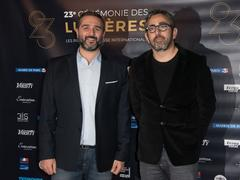 Cannes 2019:«dernière séance» Hors normes avec le nouveauOlivier Nakache et ÉricToledano
