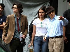 A Rainy Day in New York, le nouveau film de Woody Allen sortira en Italie
