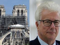 Bouleversé, Ken Follett publie un texte inédit en hommage à Notre-Dame