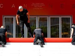 Cannes sous l'objectif: découvrez chaque jour le regard de Getty sur le Festival